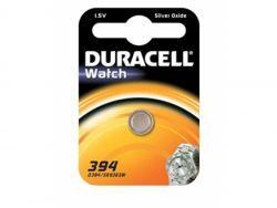 Duracell Batterie Silver Oxide Knopfzelle 394 1.5V Blister (1-Pack) 068216