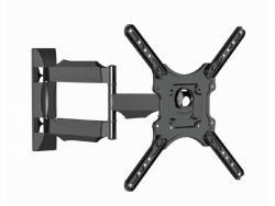 Gembird 139,7 cm (55 Zoll) - 400 x 400 mm - -5 - 8° - 180° - Stahl - Grau WM-55RT-05