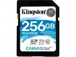 Kingston SDXC Canvas Go 256GB SDG/256GB