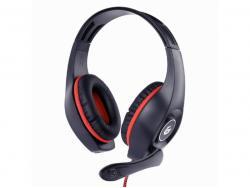 GMB Gaming - Kopfhörer - Kopfband - Gaming - Schwarz - Rot - GHS-05-R