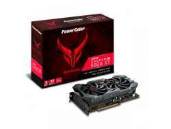 PowerColor VGA Radeon Red Devil RX 5600XT 6GB AXRX 5600XT 6GBD6-3DHE/OC