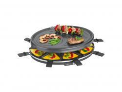 Clatronic Raclette-Grill RG 3776 (Schwarz)