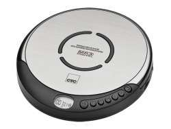 CTC Tragbarer CD-Player CDP 7001 Schwarz