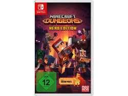 Nintendo Switch-Spiel Minecraft Dungeons - Hero Edition, 10004458