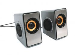 Prime Multimedia Lautsprecher USB 2.0 YD-01/FT-2048