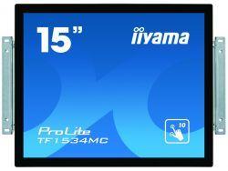 """IIYAMA 38.0cm (15"""")4:3 M-Touch HDMI+DP TF1534MC-B6X"""