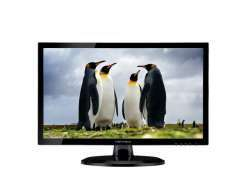 "HannsG 59.9cm (23,6"") 16:9 DVI LED 5ms black Spk. HE247DPB"