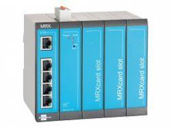 INSYS MRX5 LAN 1.1 Industrial LAN router with NAT VPN Firewall 5 10017036