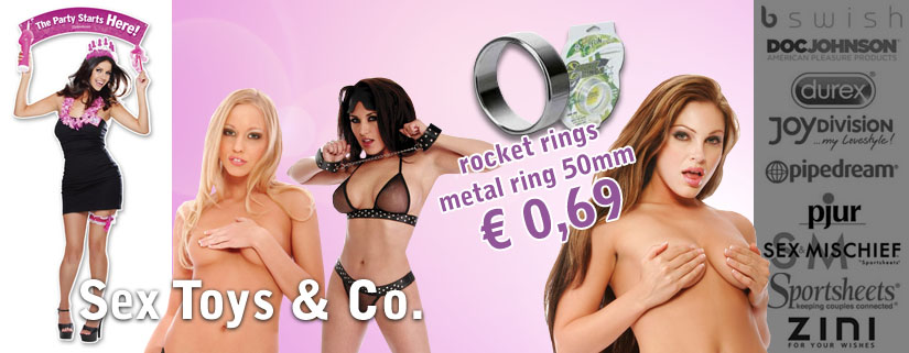 Sex Toys Metal Ring 0,69 EUR